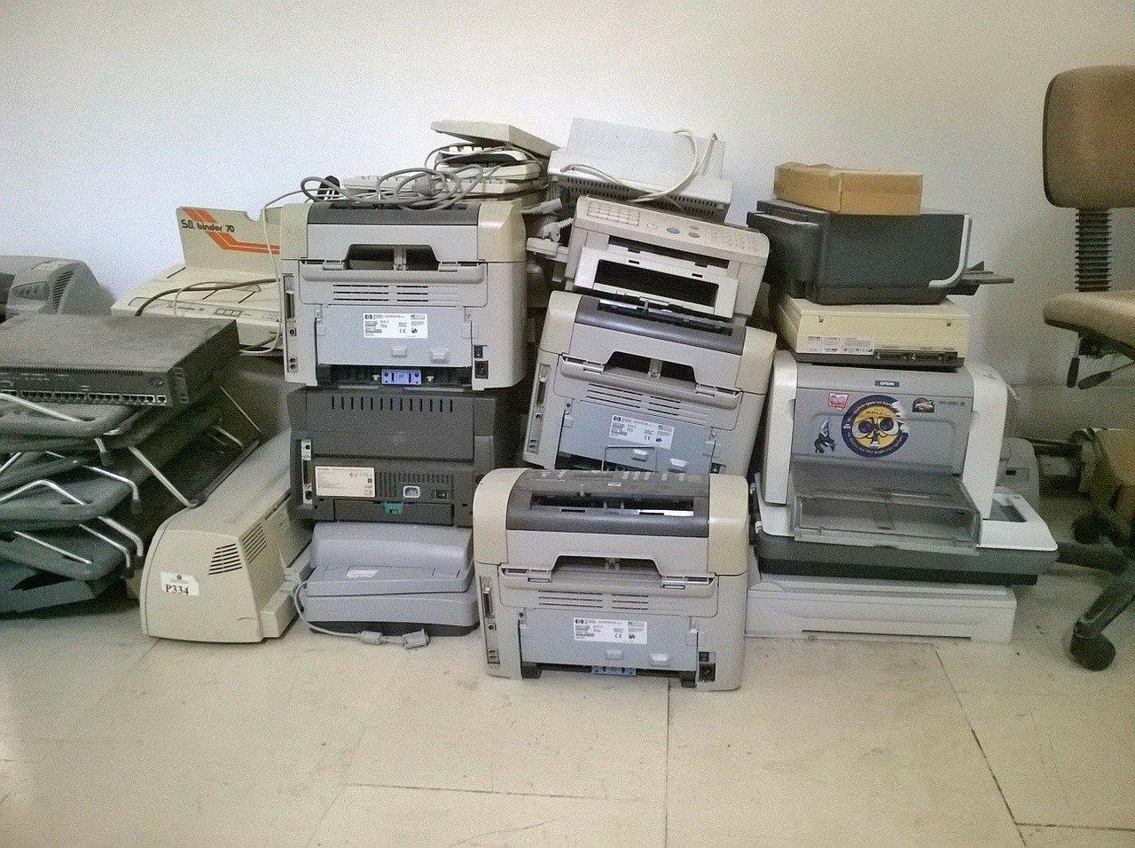 Recyclage d'imprimante et de cartouche d'encre
