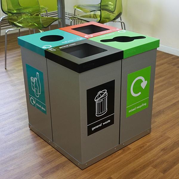 city Debarras box de recyclages pour entreprise