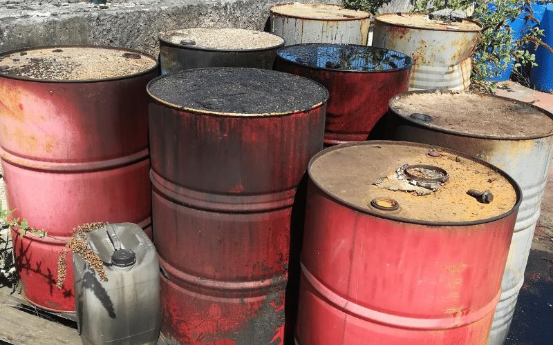 recyclage déchets industriels dangereux