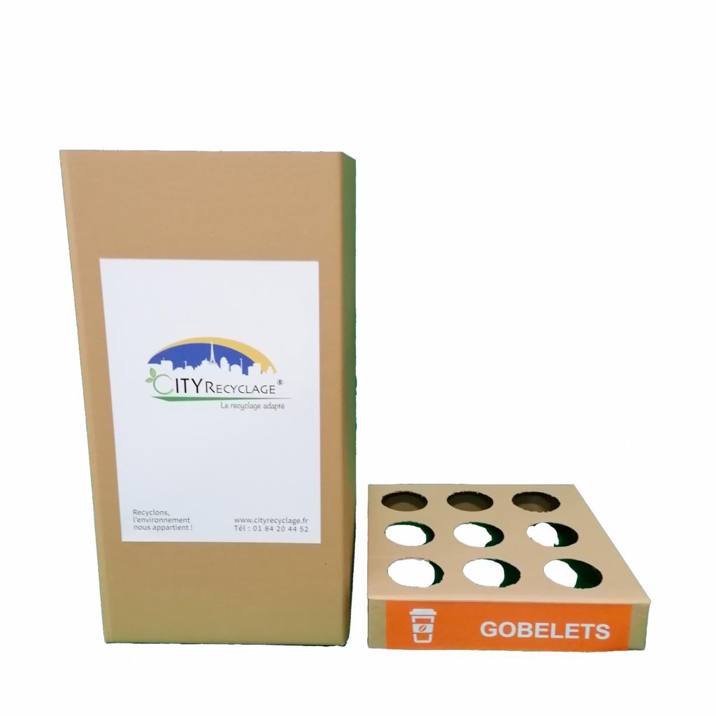 Recyclage Gobelets