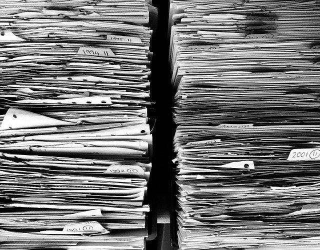 archives sécurisées